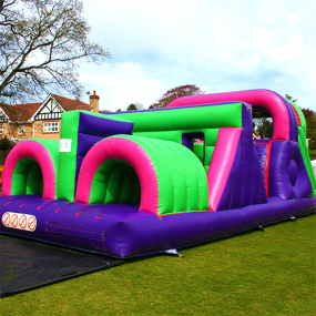 Assault Course Inflatable (Main Section) Hire
