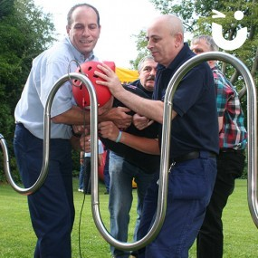 Human Buzz Wire Hire