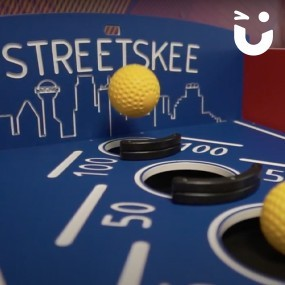 Skee Ball - Table Top Game