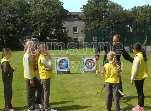 GALLERY - Adults & Children's Archery Hire