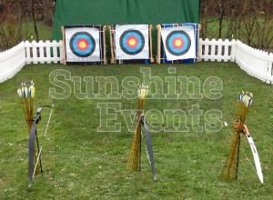 CASE STUDY - Archery on Team Building Day