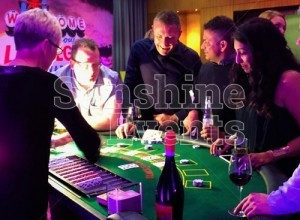 CASE STUDY - Casino Themed Birthday in Winsford
