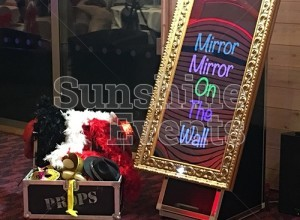 BLOG - Magic Mirror or Photo Booth?
