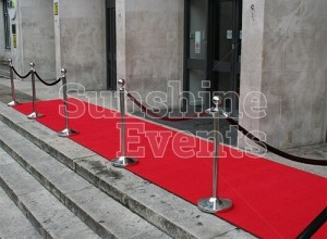 GALLERY - Red Carpet and Stanchions