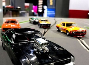 BLOG - Scalextric receives some work under the hood