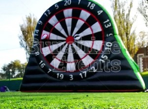 CASE STUDY - Girls Football Tackles Darts