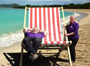 BLOG - Getting Out Of a Deckchair Gracefully