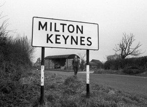 BLOG - Sunshine comes to Milton Keynes!