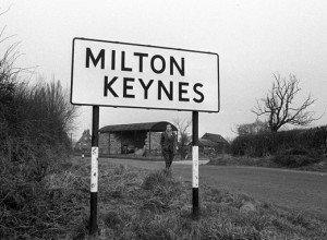 BLOG - Sunshine comes to Milton Keynes!