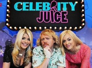 BLOG - Fun Experts cause storm on Celebrity Juice