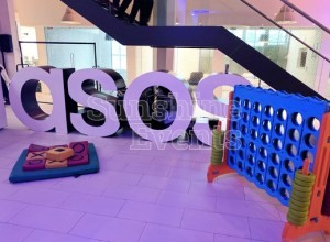 CASE STUDY - A corporate fun day event for ASOS