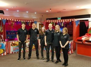 CASE STUDY - Delivering Fun & Engagement to North West Event