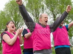 BLOG - The Fun Experts bring the laughter to a team building event for Booths!