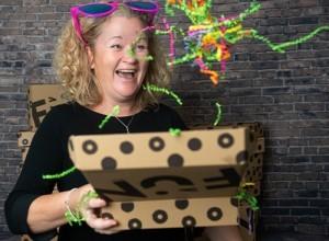 Case Study - IRi Worldwide gift Fun Boxes