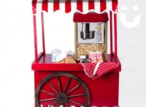 GALLERY - Popcorn and more Fun Foods