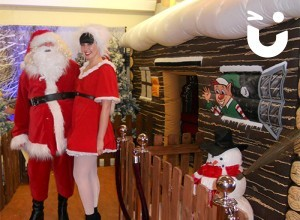 CASE STUDY - Santa finds his home for Christmas