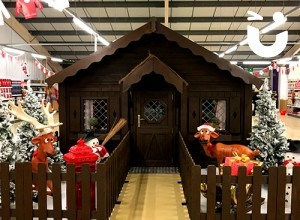 Case Study - Wooden Grotto for Co-op