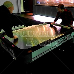 Evening Functions and Events Air Hockey Hire