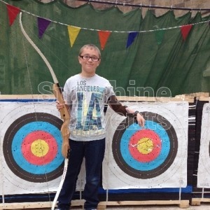 Archery Hire Hitting the Target