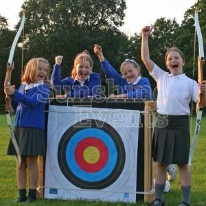 Archery Hire School Winners