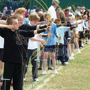 Archery Hire for Children