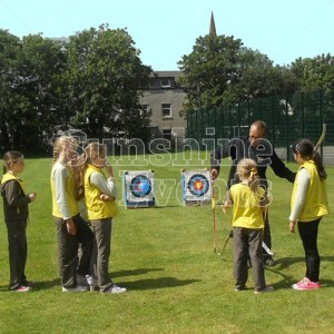 Archery Hire for Cubs,Scouts,Guides and Brownies