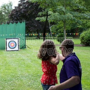 Archery Hire for Childrens Parties
