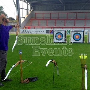 Archery Hire for Corporate Fun Days