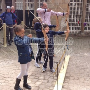 Archery Hire at Lancaster Castle
