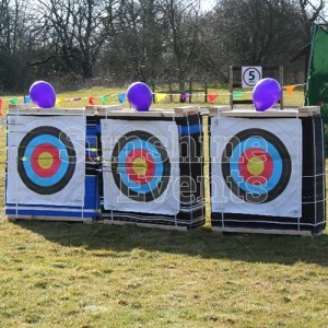 Archery Hire Hit the Balloon Target Challenge
