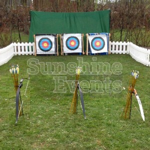 Archery Hire for Events and Parties