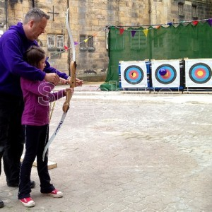 Archery Hire Teaching