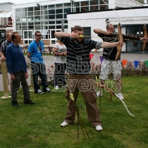 Archery Hire for Corporate Events