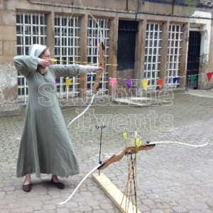 Archery Hire for Themed Events