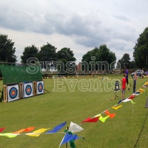 Archery Hire For Fun Days and Events