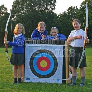 Archery Hire School Children Activity Idea