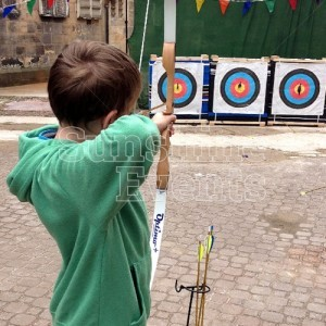 Archery Hire for all ages to enjoy