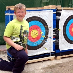 Archery Hire Targets