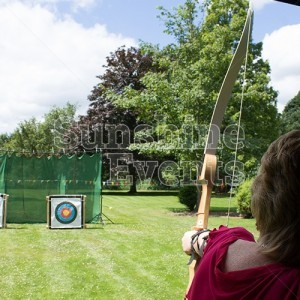 Archery Hire for groups and associations