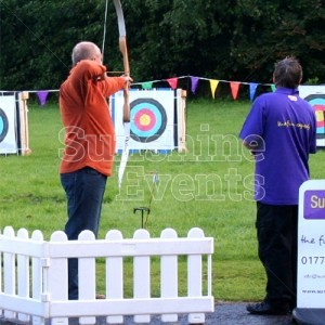 Fun Day Archery Hire