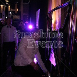 Batak Pro Hire for Evening Events
