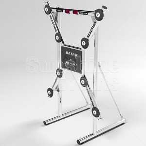Batak Lite Hire ideal for exhibitions