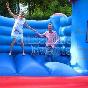 Wedding Entertainment Inflatable Bouncy Castle