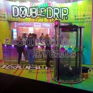 Interactive Equipment Cash Grabber Hire