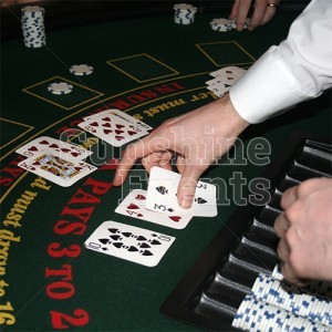 Casino Tables for Events and Party Hire