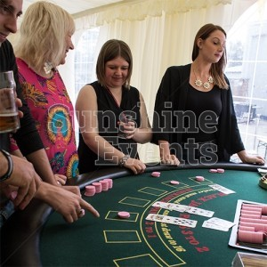 Casino Table Hire for Corporate Events