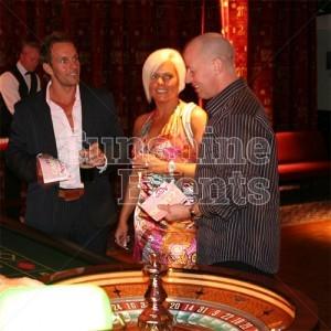Christmas Casino Table Hire