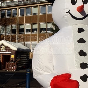 Christmas Grottos for Town Centre Christmas Events