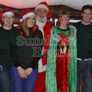 Christmas Grottos and Entertainment