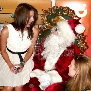 Christmas Grottos and Entertainment corporate party